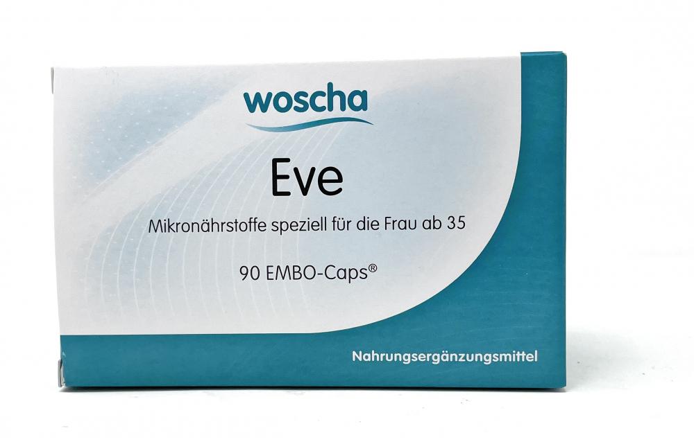 woscha Eve [Mikronährstoffe für Frauen 35] 90 Embo-CAPS® (84g)