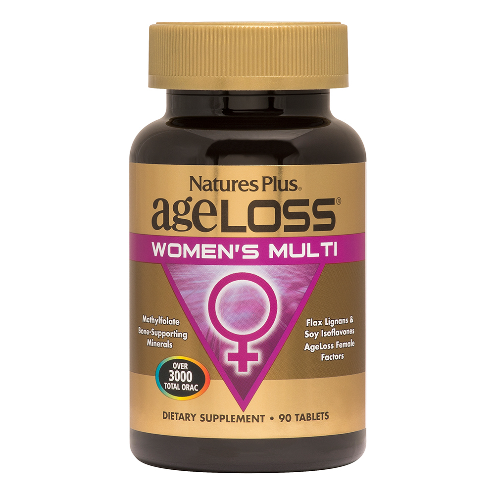 Natures Plus AgeLoss Womans Multi 90 Tabletten