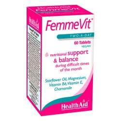 HealthAid FemmeVit[TM] Mikronährstoffe für Frauen 60 Tabletten (vegan)