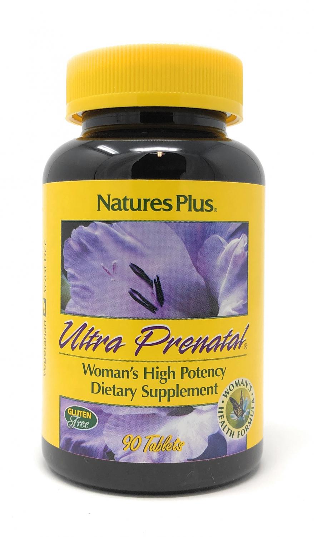 Natures Plus Ultra Prenatal® 90 Tabletten (228,2g)