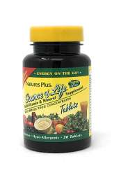 Natures Plus Source of Life® 30 Tabletten (58,6g)