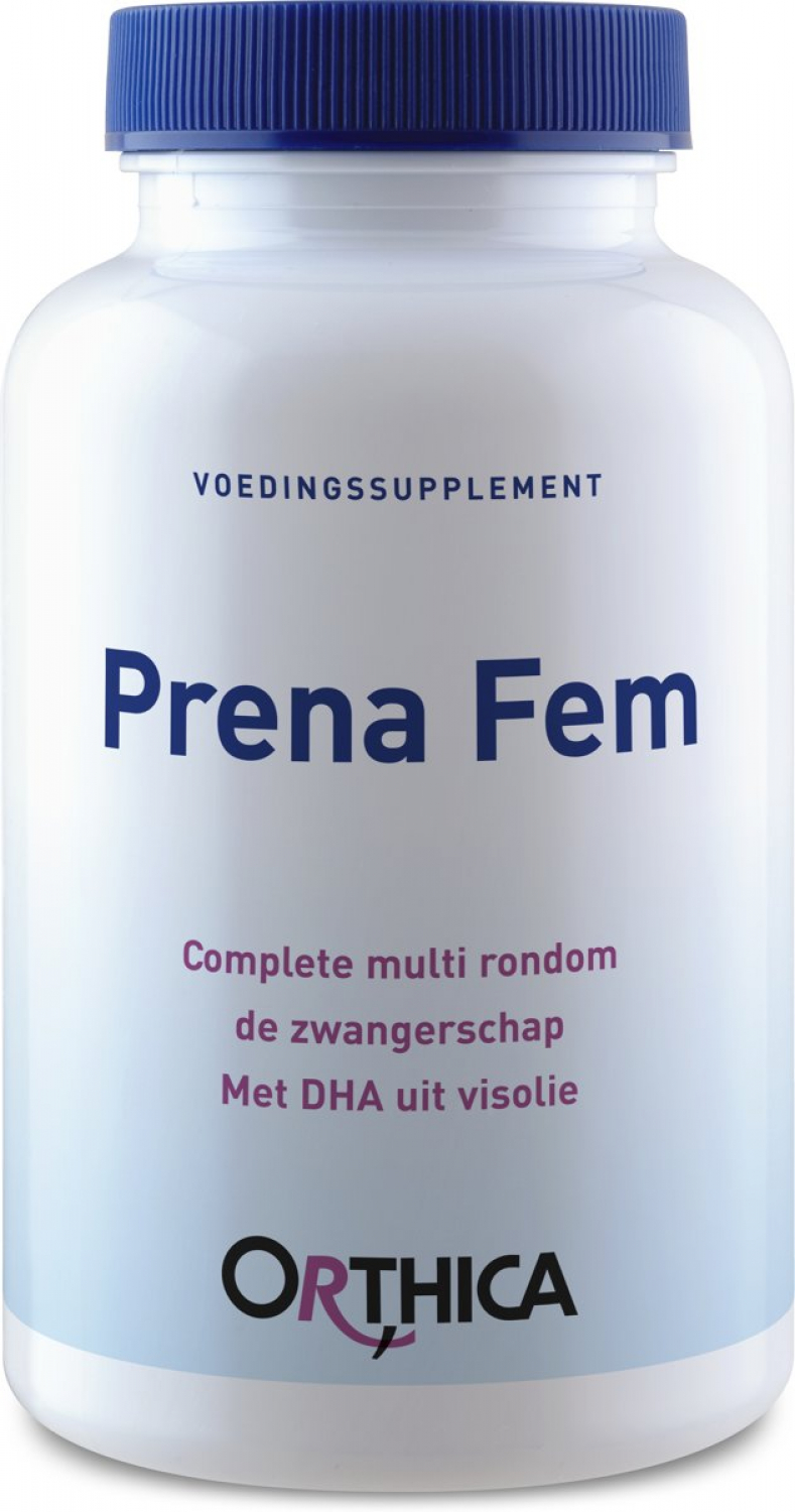 Orthica Prena Fem 120 Softgels