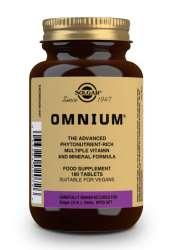 Solgar Omnium Tablets 180 Tabletten (vegan) (jodfrei)