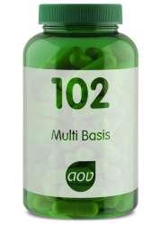 AOV 102 Multi Basis 120 veg. Kapseln