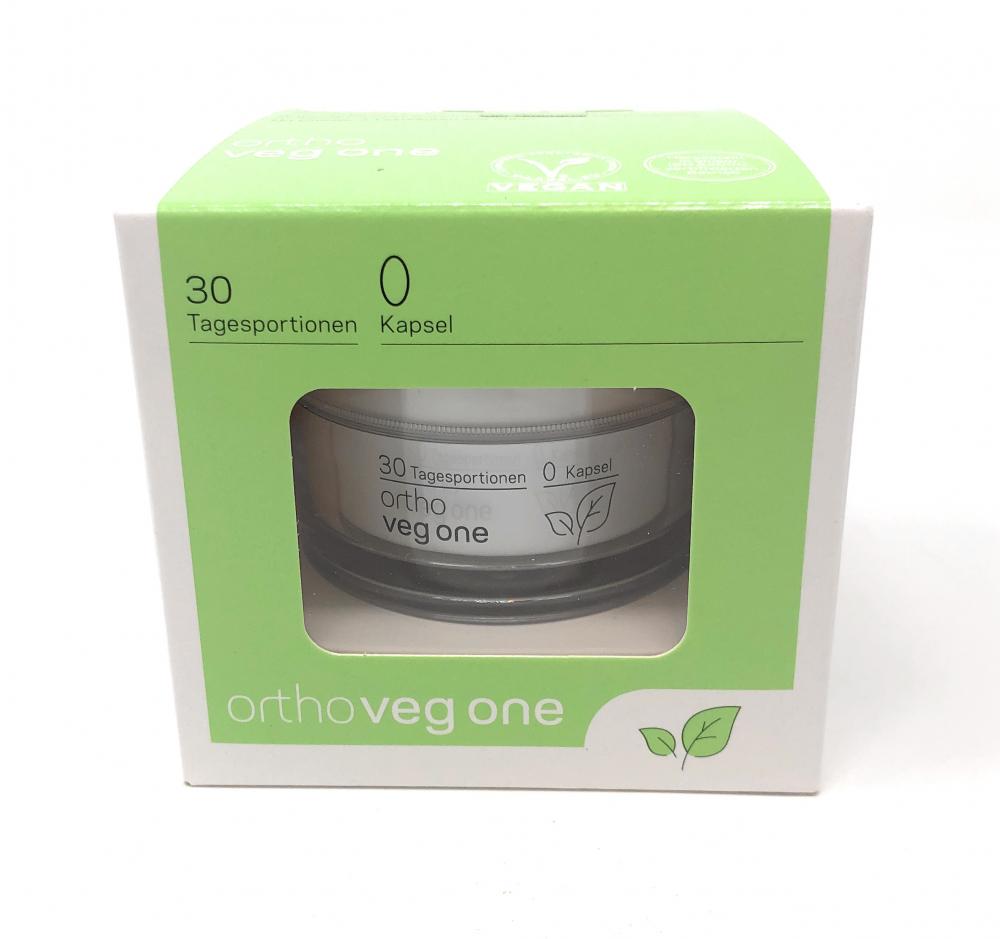 orthomed orthoveg one 30 Tagesportionen à 0,58g (17,4g) (vegan)