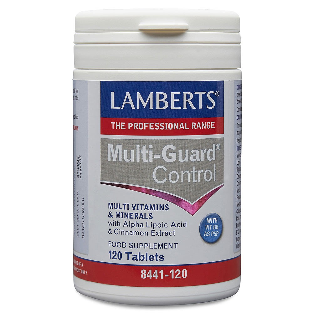 Lamberts Healthcare Multi-Guard® Control 120 Tabletten