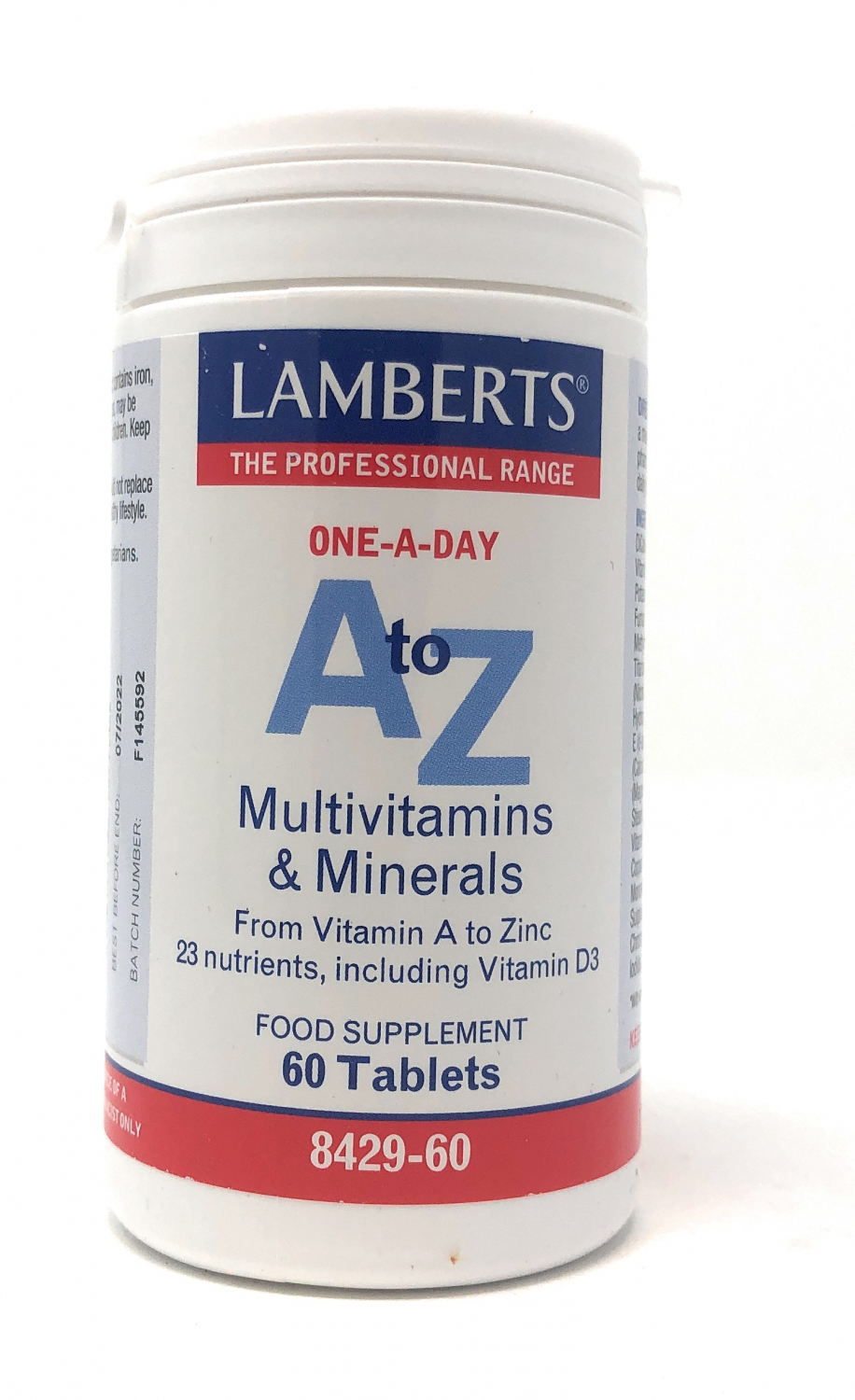 Lamberts Healthcare One-a-Day A-Z  Multivitamin & Minerals 60 Tabletten