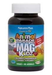 Natures Plus Source of Life Animal Parade® MAG Kidz 90 Lutschtabletten