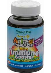 Natures Plus Source of Life® Animal Parade® Kids Immune Booster 90 LutschTabletten