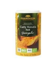 Cosmoveda BIO Curry Masala Hot/scharf  25g Dose