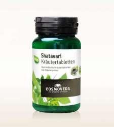 Cosmoveda BIO Shatavari Tabletten 60g Dose Kräutertabletten