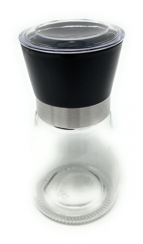 Biova Salzmühle / Pfeffermühle / Gewürzmühle 13cm hoch mit ABS Keramikmahlwerk