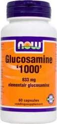 NOW GLUCOSAMINE 1000 60 Kapseln