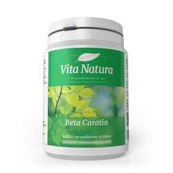 Vita Natura Beta Carotin 60 Tabletten
