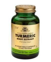 Turmeric Root Extract 60 veg. Kaps. SO (vegan) (bisher 81233)