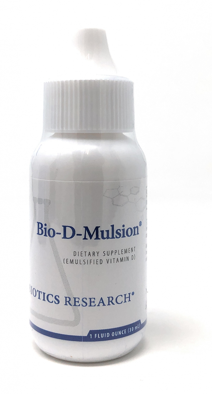 Biotics Bio*-D-Mulsion (flüssiges Vitamin D) 29,6 ml BI