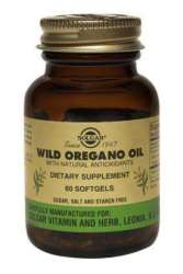 Solgar Solgar Wild Oregano Oil Softgels 60 Softgels
