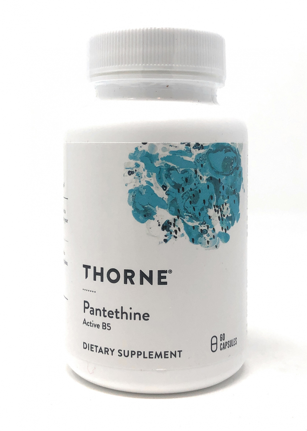 Thorne Research Pantethine (Active B5) 60 veg. Kapseln (41g)