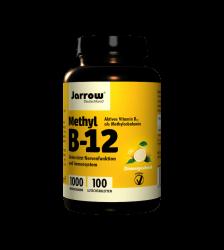 Jarrow Formulas Methyl B-12 1000mcg (Methylcobalamin) 100 Lutschtabletten (60g) (vegan)