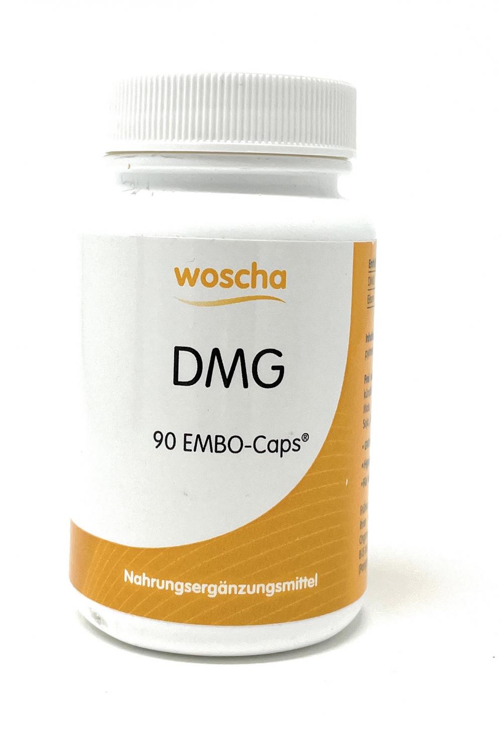 woscha DMG 90 Embo-Caps (28g)(vegan)