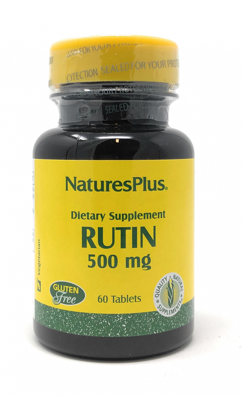 Natures Plus Rutin 500mg 60 Tabletten (45,7g)