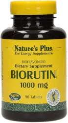 Nature's Plus Biorutin 1000mg 90 Tabletten (130,1g)
