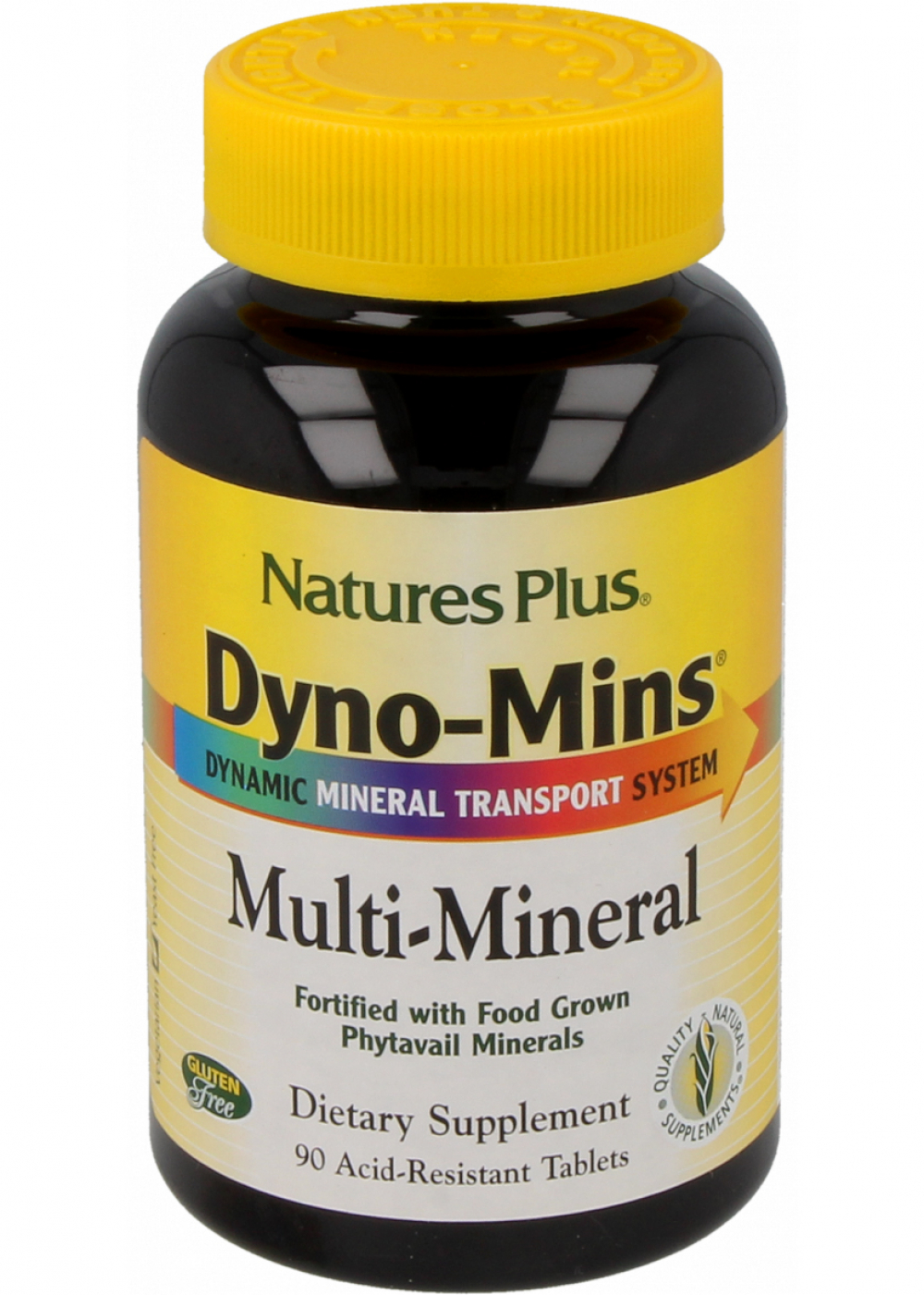 Natures Plus DYNO-MINS® Multi-Mineral 90 Tabletten (203,5g)