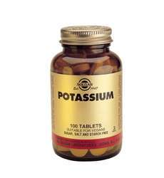 Potassium 99 MG (vegan) (Kalium Glukonat) 100 Tabletten SO (vegan)