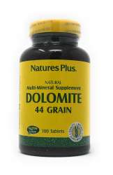 Natures Plus Dolomite 44 Grains 300 Tabletten