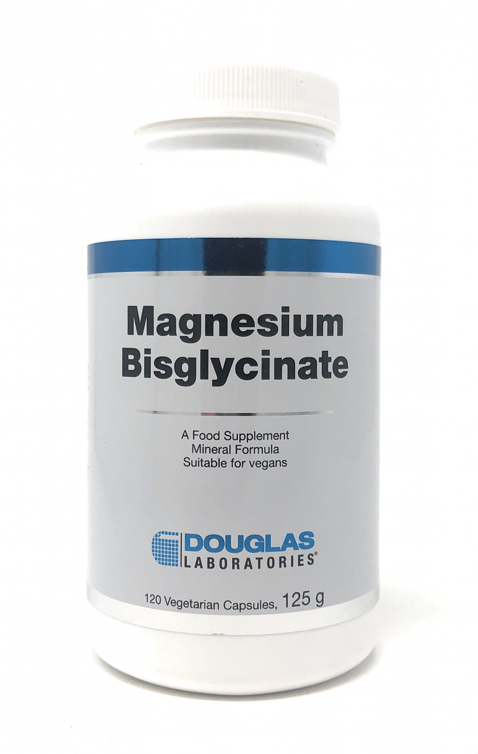 Douglas Laboratories Europe Magnesium Bisglycinate 120 veg. Kapseln (125g)