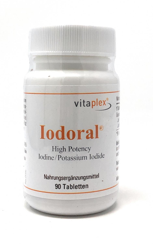 Vitaplex Iodoral© 12,5mg 90 Tabletten