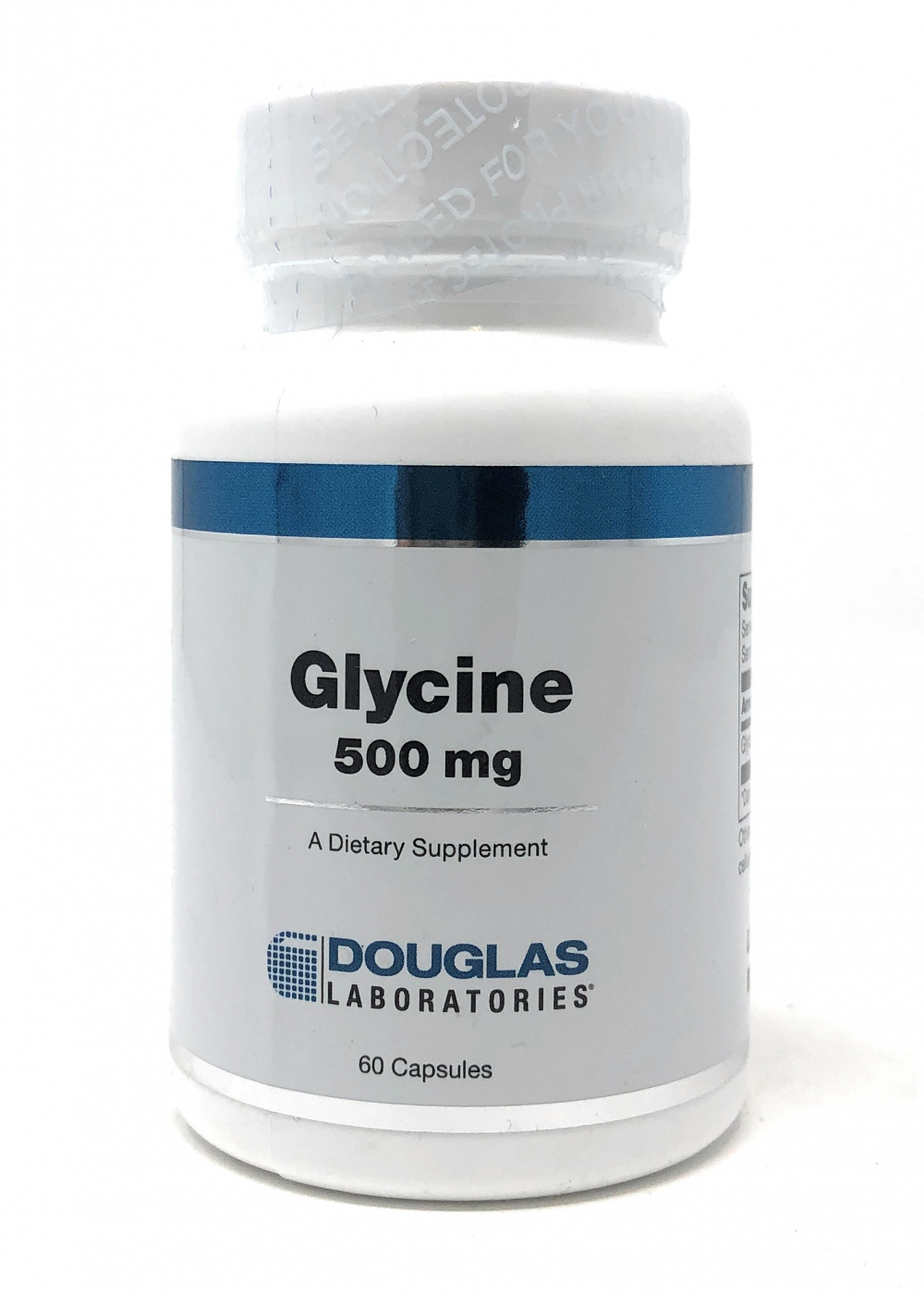 Douglas Laboratories USA Glycine 60 Kapseln