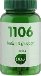 AOV 1106 Beta 1.3 glucaan (Beta-Glucan) 60 veg. Kapseln