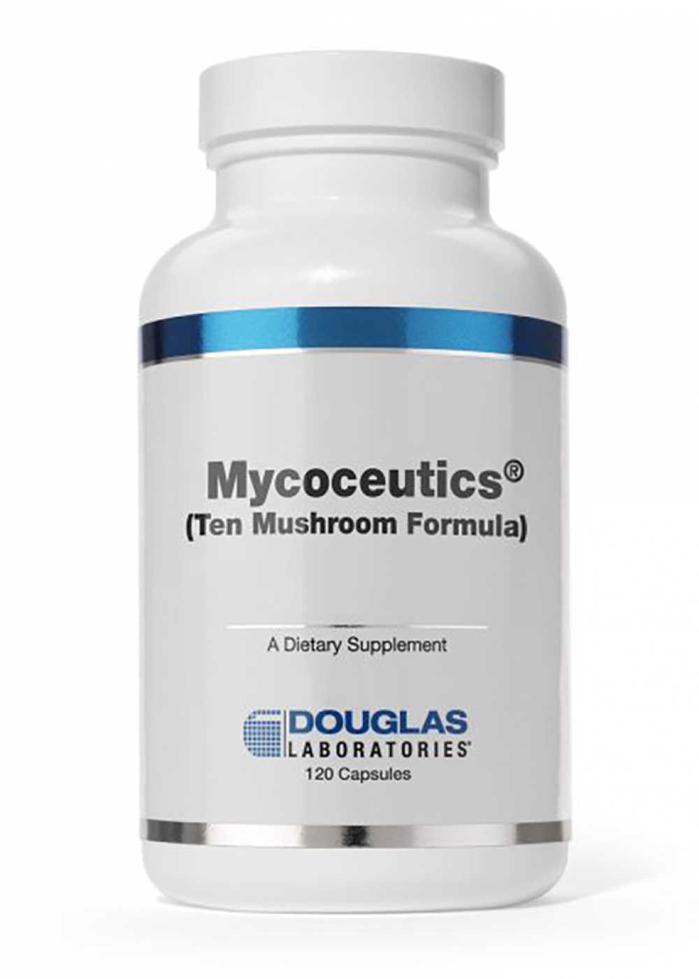 Douglas Laboratories USA Mycoceutics® (Heilpilze +Beta 1,3 Glucan) 120 Kapseln