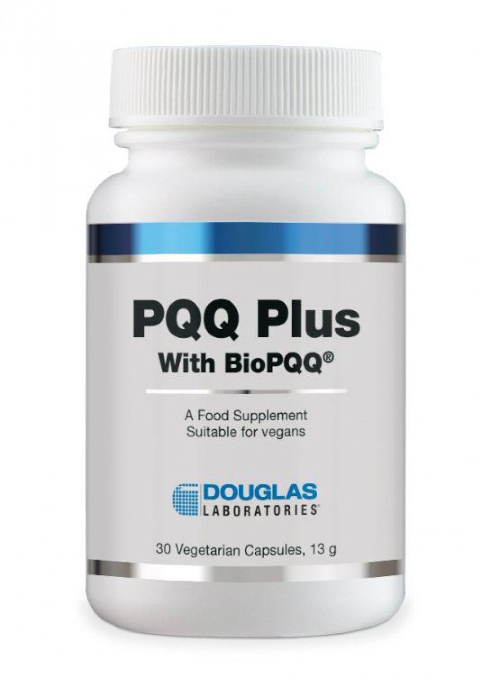 Douglas Laboratories Europe PQQ Plus with BioPQQ 30 veg. Kapseln (13g)