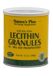 Natures Plus Lecithin Granules 340 g Granulat (340g)