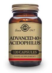 Solgar Advanced 40+ Acidophilus 120 veg. Kapseln (vegan)