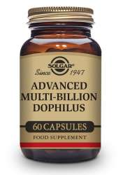 Solgar Advanced Multi-Billion-Dophilus 60 veg. Kapseln (vegan)