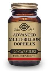 Solgar Advanced Multi-Billion-Dophilus 120 veg. Kapseln (vegan)