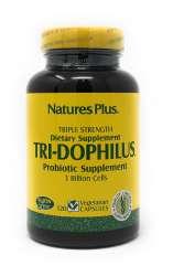 Natures Plus Tri-Dophilus® 120 veg. Kapseln (88,4g)