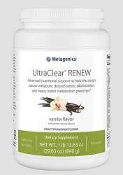 Metagenics UltraClear® RENEW Vanilla 840g Pulver