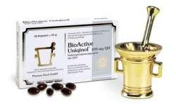 PharmaNord Bio*Active Ubiquinol 100 Ubiquinol 30 Kapseln (22g)