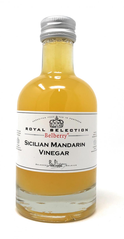 Royal Belberry Sicilian Mandarin Vinegar Essig mit sizilianischen Mandarinen 200ml