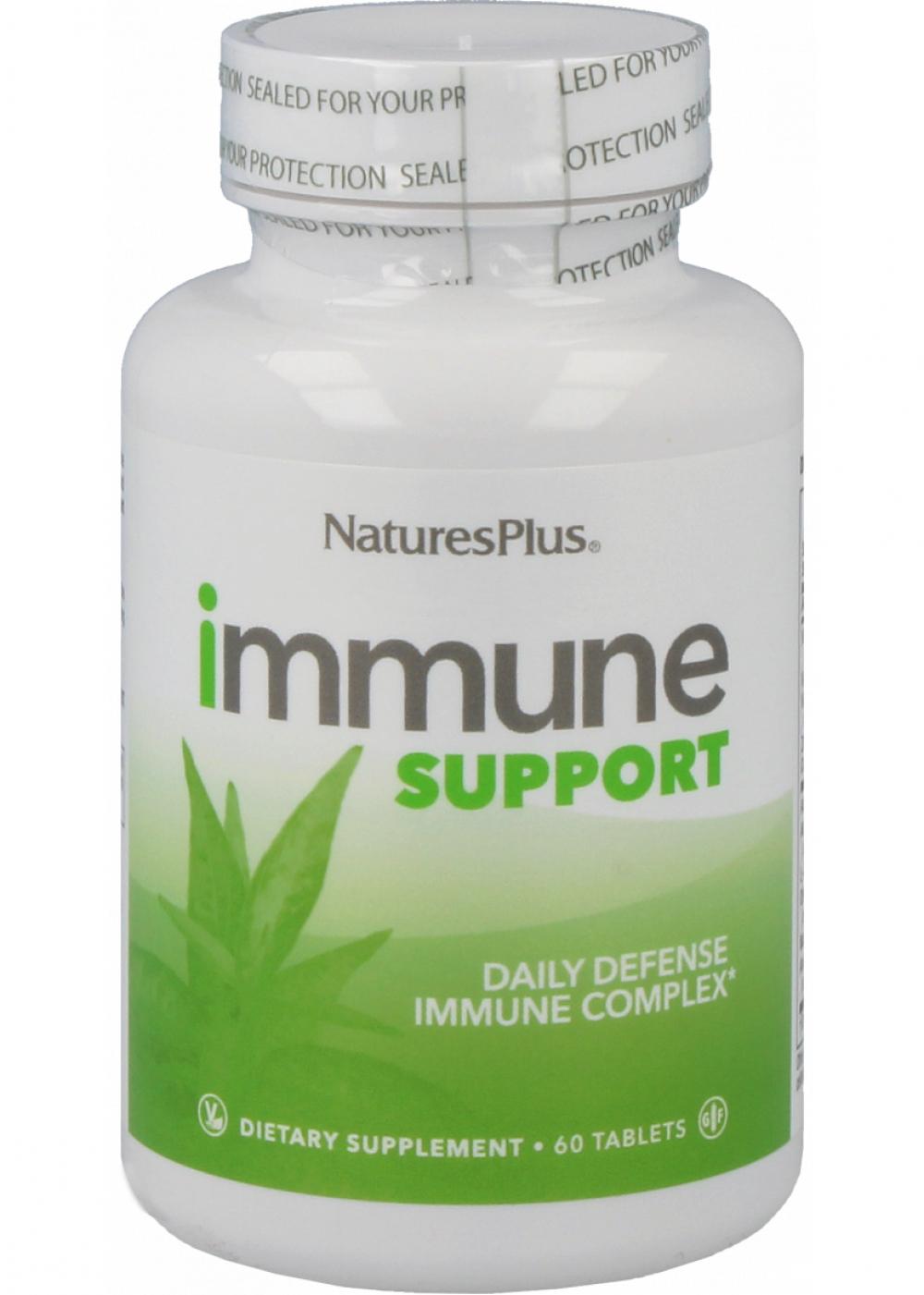 Natures Plus Immune Support 60 Tabletten