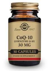 Solgar CoQ-10 (Ubichinon) 30mg 30 veg. Kapseln (vegan)