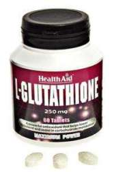 L-Glutathione 250mg  60 Tabletten HA