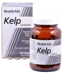 Health Aid Kelp (Jod) 240 Tabletten
