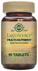 Solgar Earthsource Multi-Nutrient 90 Tabletten (vegan)