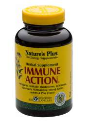 Natures Plus Immune-Action®l 120 veg. Kapseln (101,7g)