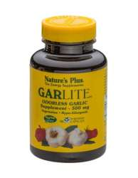 Natures Plus Natures Plus GARLITE 500mg VCAPS 90